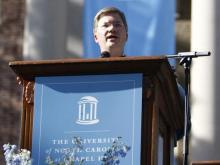 Scandals finally push UNC chancellor out