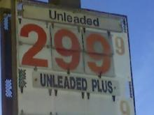 Gas prices dip below $3 in Roxboro
