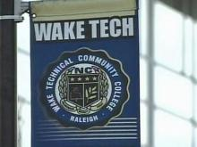 Wake Tech building projects on hold