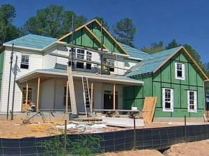 In Cary, new housing development is taking a hit from the economic crisis.