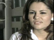 Woman shot three times, tells story