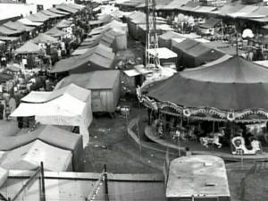 In the fair of 2008, a video and photograph collection in the Village of Yesteryear gives fascinating glimpses of the fairs held over the past 156 years.