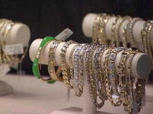 During these tough economic times, business is thriving for gold dealers and pawnshops.
