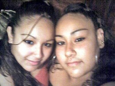 Sisters Norma Martinez, 15, and Ashley Martinez, 17, both of Angier died in a three-vehicle wreck at Bailey Crossroads/Fairground Road and N.C. Highway 27 in Dunn around 11 p.m. Friday, Oct. 24, 2008.