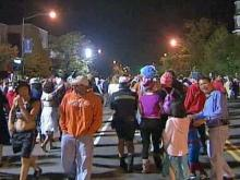 Hillsborough St. won't be Franklin St. East on Halloween