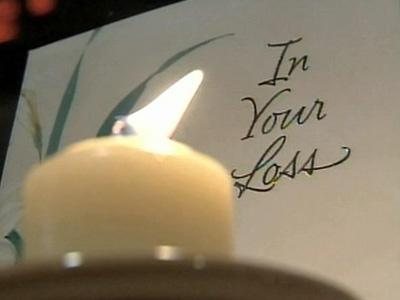 A vigil was held Thursday evening to remember Mark Douglas Buhaug.
