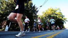IMAGES: 2008 City of Oaks Marathon