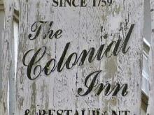 Colonial Inn owner may be fined