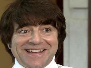"""Ralph Castelli, the son of Italian immigrants, drums, plays and sings as Ringo Starr in """"RAIN - A Beatles Tribute."""""""