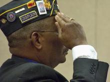 African-American World War II veterans honored at banquet