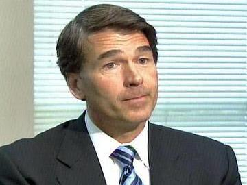 State Treasurer Richard Moore during a Nov. 12, 2008 interview.