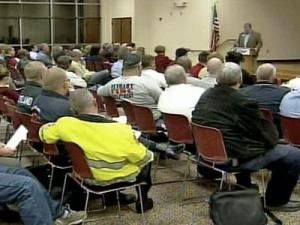 Folks came together Thursday evening to talk about stopping the trend of teenage drivers dying on Johnston County roads.