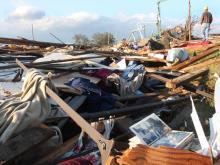 Deadly tornadoes hit eastern N.C.