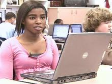 Laptops in the classroom help middle schoolers learn
