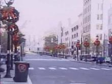 Fayetteville Street awaits Christmas parade