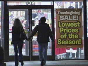 Americans are expected to spend 50 percent less this year, according to the American Research Group.