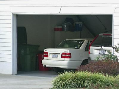 Cary police are launching a campaign to cut down on burglaries and thefts. People who leave their garage doors open and their cars unlocked are often the target.