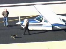 Pilot makes emergency landing in Sanford