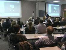 N.C. State holds CSI symposium