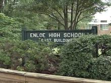 Enloe High among safer schools in district