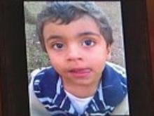 Jaylynn Thorpe, 3, went missing from his home at 3210 Buckshoal Road in Virgilina, near South Boston in Virginia, Friday afternoon. (Photo courtesy of wsls.com)