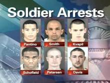 14 Fort Bragg soldiers arrested this year in death cases