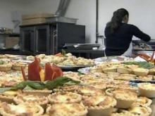Catering companies welcome holiday business