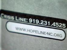 On the brink: Suicide attempts up; help available