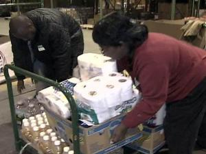 Report: Donations down, but charities make more