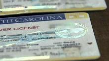 IMAGE: Contract dispute delays new NC driver's licenses
