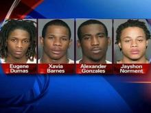 Four arrested in Raleigh cabdriver's slaying