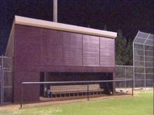 A memorial baseball field house is in the works to honor of a Wake County student killed in a speed-related wreck.