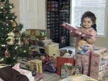 Parkton family loses Christmas gifts to burglars