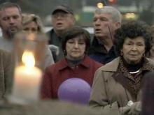 Vigil remembers missing mother of two