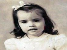 Mary Rachel Bryan, 4, went missing with her mother, Lelia Bryan, 36, on May 10, 1941. (Image from Lewis Smith)