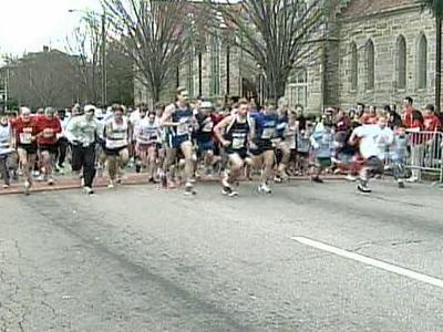 Runners took part in a race Sunday in honor of a Raleigh student killed in an alcohol-related crash.