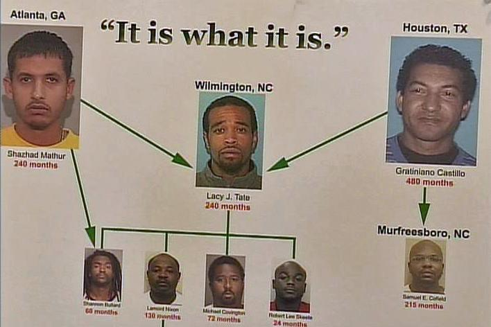 State, local partnership busts major drug rings :: WRAL com