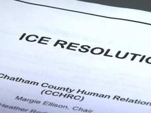 Chatham says 'no' to ICE immigration enforcement