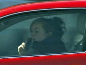 Despite ban, teen cell phone usage while driving increases