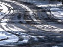 Drivers look out for slush, ice after storm