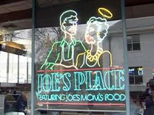 Joes Place, at 301 W. Martin St. in Raleigh, closes on Jan. 30, 2009.