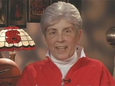 Coach Kay Yow's remarks for the 2009 Inaugural Ball