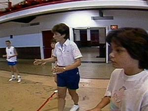 Kay Yow taught girls about basketball and life every summer for decades at her basketball camps.