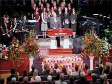 Coach Kay Yow's funeral