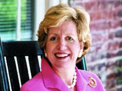 Peace College President Laura Carpenter Bingham