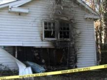 Henderson house fire