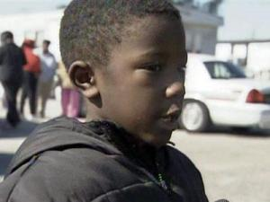Zecharigah Manuel Akins, 5, disappeared from a school bus stop in Cumberland County on Feb. 4, 2009. He was found at a friend's home later that day.