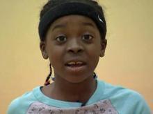 Fayetteville girl starts fitness program