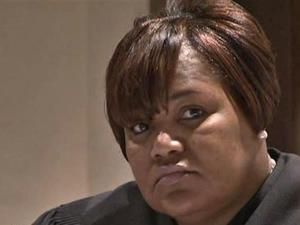 Chief District Judge Brenda Branch is known for being firm but fair in her Halifax County courtroom.