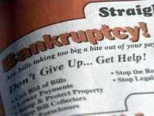 Bankruptcies: Work lawyers don't want